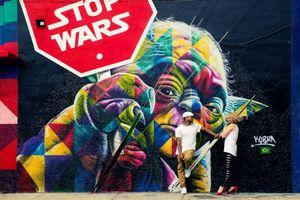 The Yin and Yang. Stop Wars
