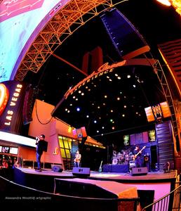 Las Vegas, Fremont st. rock concert