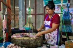 Mandalay Morning Market