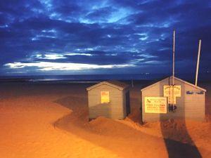 Twilight At Margate Beach