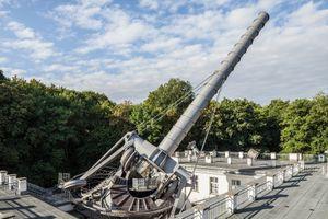 Archenhold Observatory in Berlin, Germany.