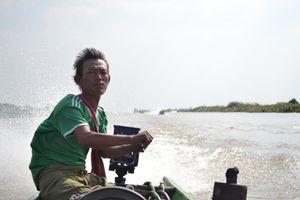 Navegando al pueblo