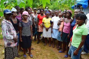 Local Women's Association.