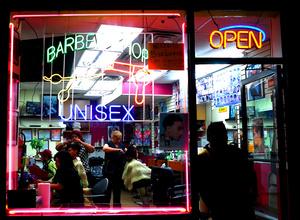 Latin barber shop - Elmhurst, Queens