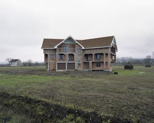 Larisa Sitar Home Palace (Romania, 2008-ongoing)  Courtesy of Noorderlicht Gallery, Holland.