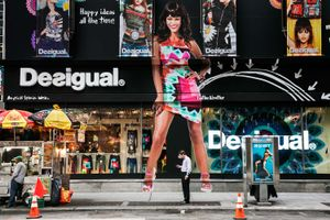 "Desigual, from ""Coming Soon"" © Natan Dvir"