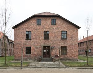 Prisoners' Barracks, Block 23, Auschwitz Memorial and Museum, 2016