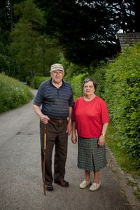 Willy and Ulrika, Germany © Forest McMullin