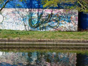 Street Art Reflection