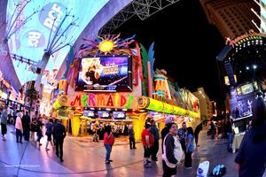 Las Vegas, Fremont street