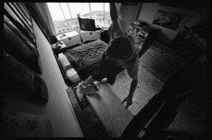 James, Bedroom Ramp, Waterloo, NSW