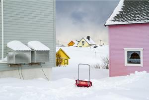 Winter in Berlevaag, Norway © Liz Palm. Single Image Finalist, Magnum Photography Awards 2016.