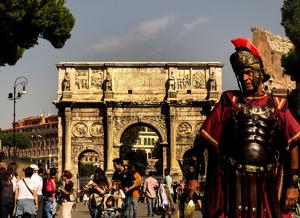 10 ´V I A - V I A`   ROMA