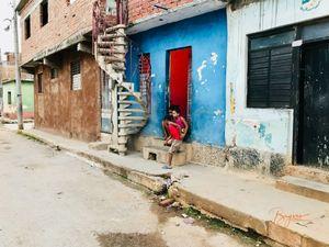 Chicos de Trinidad (Cuba)