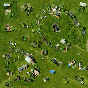 Urban Gardening Patchwork - Spring / 2012-2014