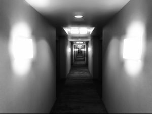 Hotel Hallway 1