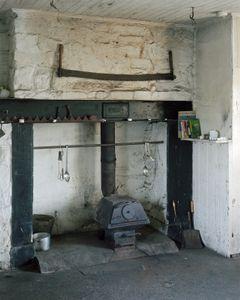 Inside Wainhope Bothy