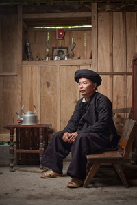 Dao Cio Dai in Ha Giang Province