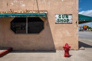 Gun Shop, Springfield, Colorado, 2019