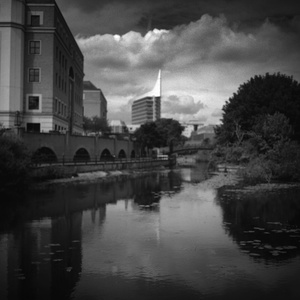 River Kennet, Reading, UK