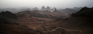 Hoggar Mountains Assekrem Algeria