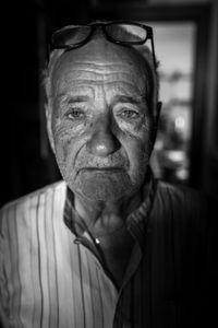 Simple portrait of Giovanni 2017