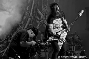 GOTTA ROCK TO STAY ALIVE - GARY HOLT (SLAYER) - 08