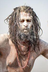 Sadhu portrait 13