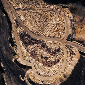 American Mine. (Carlin, Nevada 3, 2007).