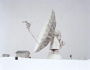 Airport Antenna Ny-Ålesund