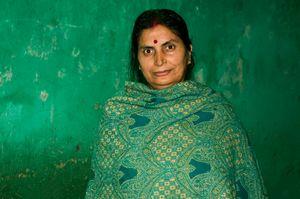 Green Woman, Kolkata