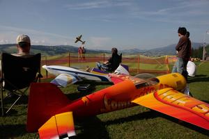 Concours de vol de models réduits, Vuadens