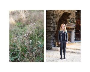 """""""Autumn meadow & Mia"""""""