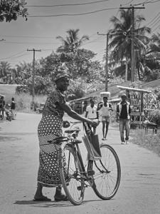 Portraits taken in Africa #4
