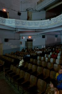 """From """"The Cinemas Project"""", Bombay © Zubin Pastakia"""