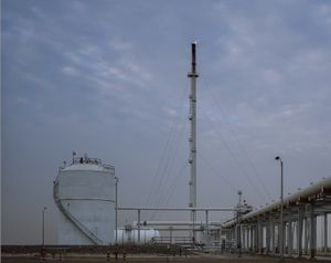 The Field 1 - from my series on the Oil & Gas Industry