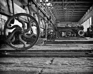 Lucre Wool Factory 8