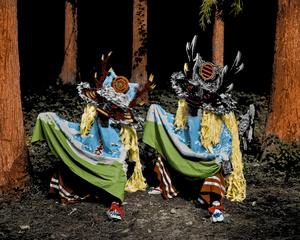 Deer Dancers