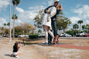 Unconditional Surrender. Sarasota, Florida.