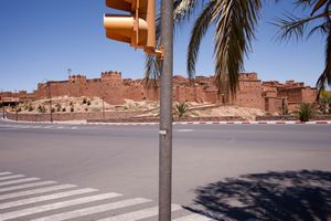 Crossing, Ouarzazate