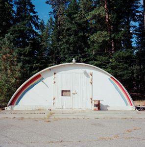 Rainbow Garage.