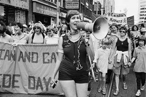 Pride Parade, Toronto, 1982