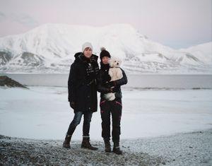 Alfred and Rebecka