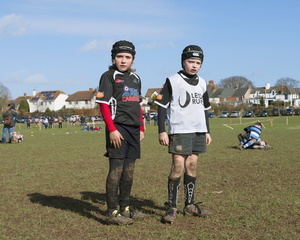 Lewis Selway and Sam Westcott, Topsham Rugby Club