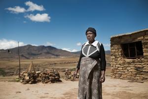 Matiiseto Nong - Mafeteng, Lesotho 2015