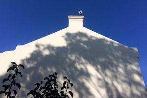 Terrace house, Sydney.