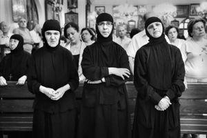 Three Nuns, Beirut 2008