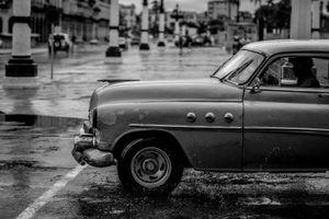 Rainy Days - Havana, Cuba