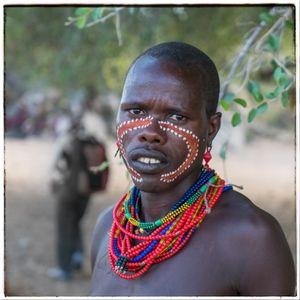 Ethiopia Tribes No6