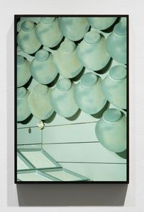 Untitled (Green), 2013/15, Pigment print, 45 x 30 inches